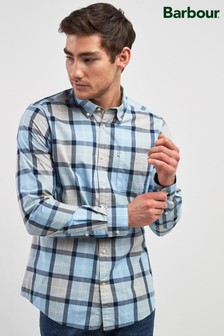 Barbour® Blue Burnside Check Shirt