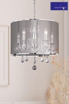 Joules Red Check Tweed Saddle Bag