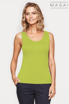 Masai Green Els Top