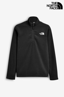 The North Face® Youth Glacier Fleeceshirt mit 1/4-Reißverschluss
