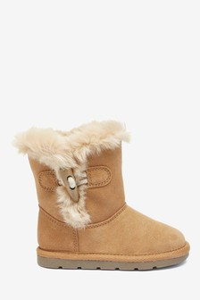 Pull-On Boots (Younger)