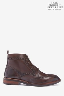 Modern Heritage Brogue Boots