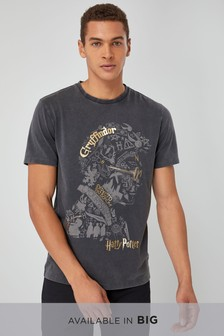 Acid Wash Harry Potter T-Shirt