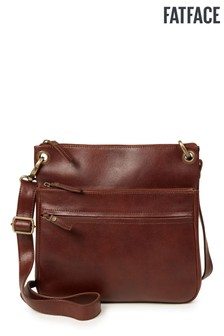 FatFace Chestnut Ada Cross Body Bag