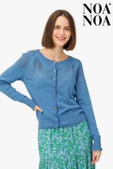 Naturalny kapelusz FatFace Surfer z haftem
