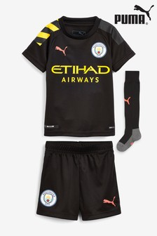 Puma® Manchester City FC 19/20 Kids Mini Kit
