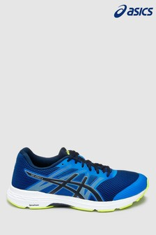 Asics Blue/White Gel Exalt Trainer