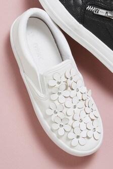 Flower Skate Shoes (Older)