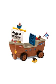 Little Tikes Play'n'Scoot Pirate Ship