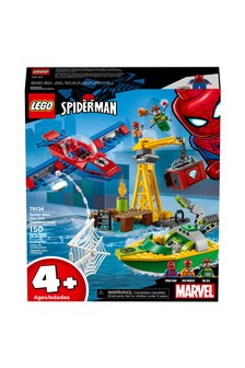 LEGO® Spider-Man™: Doc Ock Diamond Heist 76134