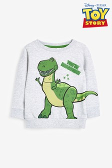 Toy Story Dino Rex Crew Sweater (3mths-8yrs)