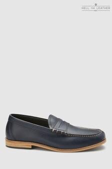 Легкие кожаные туфли Penny