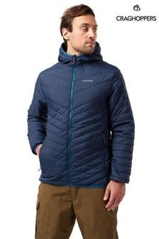 Craghoppers Blue CompLite Hood Jacket