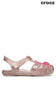 Crocs™ Blush Isabella Charm Sandal