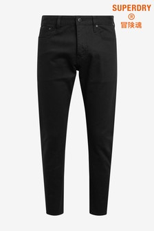 Superdry Black Slim Jeans