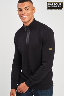 Barbour® International Trap Half Zip Jumper