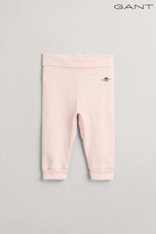 Hype. verkürztes Sweatshirt mit Streifen, Mintgrün