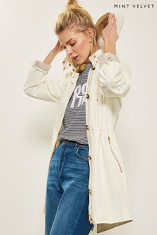 Size 16 Next Petite Denim Jacket Brand New With Tags In Short Supply