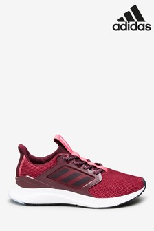 adidas Run Maroon Energy Falcon X Trainers