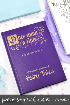 Personalised Once Upon A Time A Timeless Collection Of Fairy Tales by Signature Book Publishing