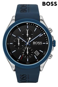 BOSS Velocity Silicone Strap Watch