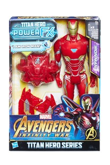 Marvel® Infinity War Titan Hero Power FX Iron Man