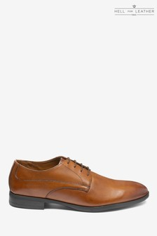 Wide Fit Derby Shoe