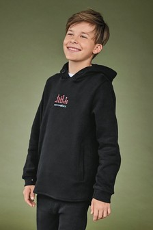 36547b63ea5fb5 Slogan Hoody (3-16yrs)