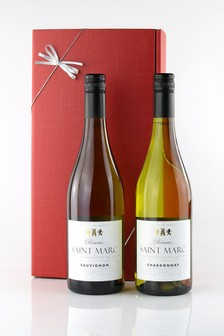Le Bon Vin French Whites Twin Pack Gift Set