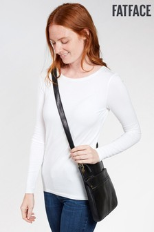 FatFace Black Ada Cross Body Bag