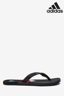 adidas Black Eezay Flip Flop