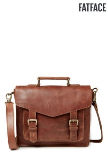 FatFace Chestnut Clara Satchel Bag