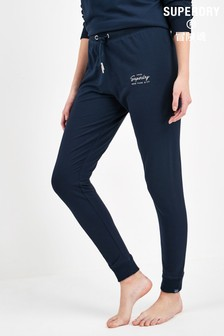 Superdry Navy Lounge Joggers