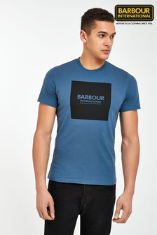 Barbour® International Block Logo T-Shirt