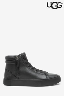 UGG® Olli Hi Top Leather Trainers