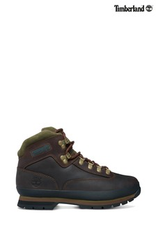 Timberland® Brown Euro Hiker Leather Boot