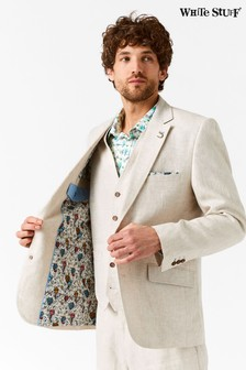 White Stuff Natural Northcote Linen Blazer