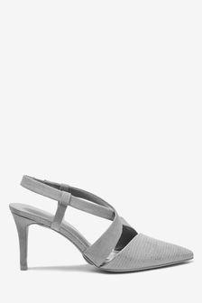 f112a7f86 Womens Grey Shoes | Grey Flat & High Heel Shoes | Next UK