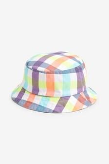 Check Fisherman's Hat (小)