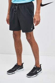 "Nike Run Black 7"" Flex Short"