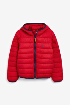 Timberland® Red Padded Jacket