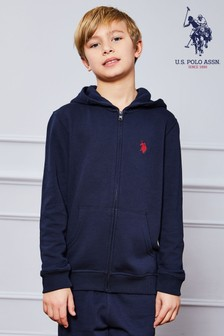 U.S. Polo Assn. Zip Up Hoody