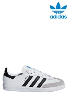 adidas Originals Samba Junior Trainers