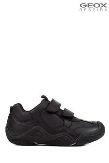 Geox DJROCK Junior Girl: White Sneakers | Geox®