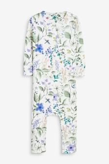 Floral Character Sleepsuit (9mths-8yrs)