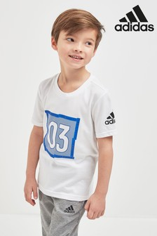 adidas Little Kids 03 Tee