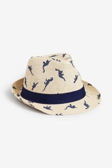 恐龍紳士帽 (小)