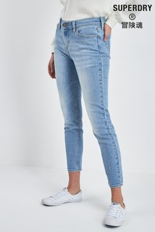 Superdry Light Wash Skinny Jean