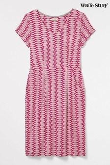 White Stuff Red Chile Dress