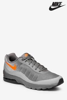 Nike Grey/Volt Air Max Invigor